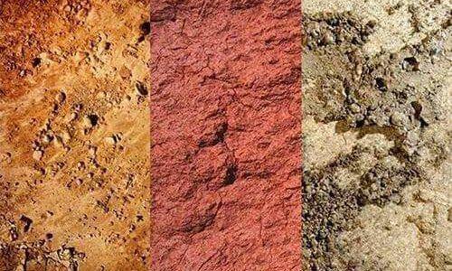 How soil gets colour