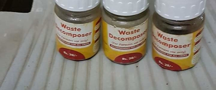 Waste Decomposer - வேஸ்ட் டீகம்போஸ்ர் தெளிவான விளக்கம்